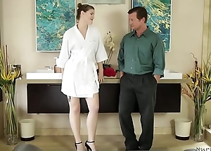I always dreaming dad'_s cock in my mouth! - Ella Nova, Eric Masterson