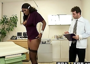Brazzers - Big Butts Like It Big -  Anal Coverage scene starring Nyomi Banxx &amp_ James Deen