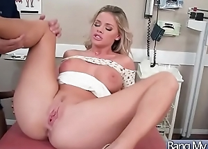 Sex Adventures With Doctor And Slut Patient (Jessa Rhodes) clip-18