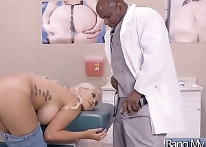 Sex Step Between Doctor And Patient (Bridgette B) clip-10