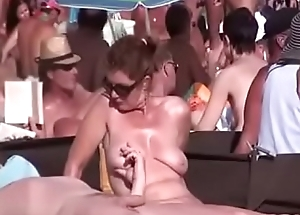 Summer Sex On The Shore - mycamporn.network 1.07min