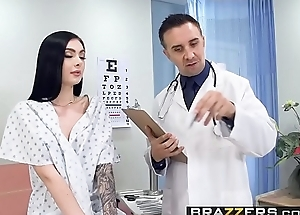 Doctor ADoctor Adventures -  Muff diving A ZZ Medical Study scene starring Marley Brinx  Keiran Leed