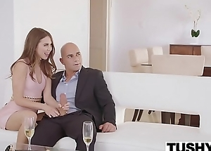 TUSHY Riley Reid and Adriana Chechik anal gapes