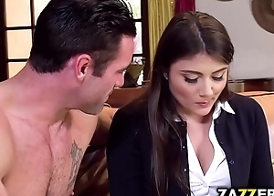 Adria Raes tight pussy fuck doggystyle