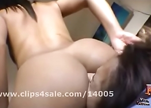 Lezdom forced facesitting slave oiled facefuck in Brazil