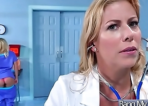 (Alexis Fawx &amp_ Marsha May) Patient And Doctor In Hardcore Sex Adventures On Cam clip-02