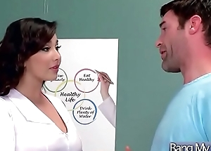 (Karlee Grey) Horny Patient And Doctor in Sex Action Tape clip-23
