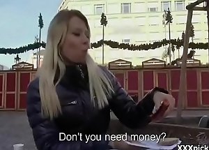 Public Fuck For Money In Open Street With Czech Teen Amateur 05