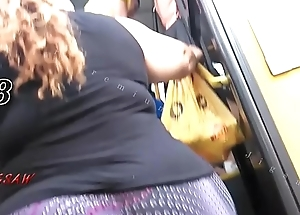 Candid Big Booty Bubble Davy Jones's locker Culo Rabetao Thick Curvy Pawg BBW Ass Premium 55