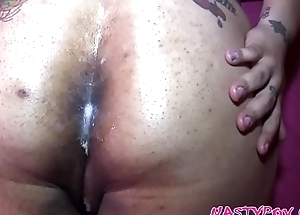 INTERRACIAL BBW POV ANAL