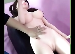 165CM japanese sex doll in factory from www.zldoll.com