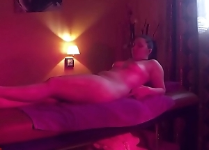 Massage session with fucked included. SAN309