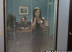 Brazzers - Big Tits at Work -  How To Fuck In The Office scene starring Breanne Benson and Danny Mou