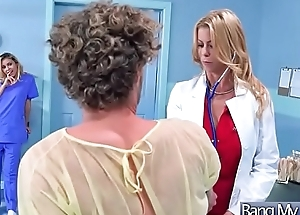 Hot Patient (Alexis Fawx &amp_ Marsha May) And Dirty Mind Doctor Bang Hard Style video-01