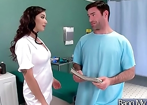 Horny Patient (Karlee Grey) Come And Get Nailed At Doctor video-16