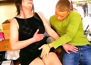 My cock can'_t resist to the irresistible charm of a mature slut! Vol. 13