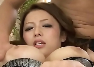 Meisa Hanai enjoys serious inches down her love holes
