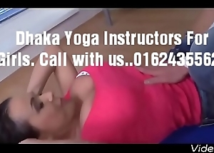 Sexy Yoga Instructor Sexy Massage for Gals Dhaka